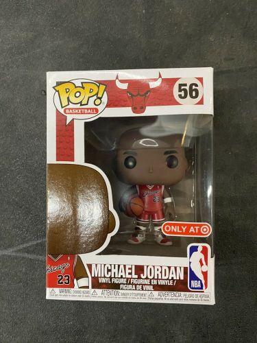 Funko Pop! Michael Jordan Target Exclusive #23 Rookie Jersey Bulls NBA IN HAND