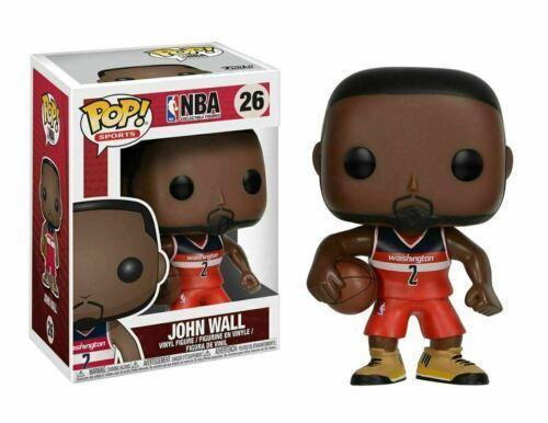 Funko Pop NBA John Wall #26 Vinyl Figure