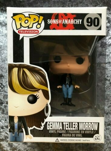 Funko Pop Sons of Anarchy Gemma Teller Morrow Figure #90