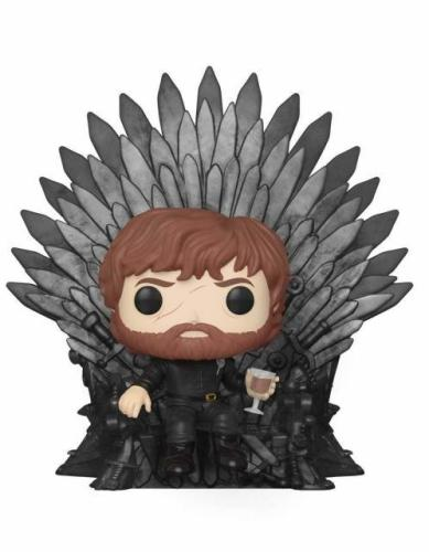 Funko Pop Game Of Thrones Tyrion Lannister (Iron Throne) #71 Vinyl Figure