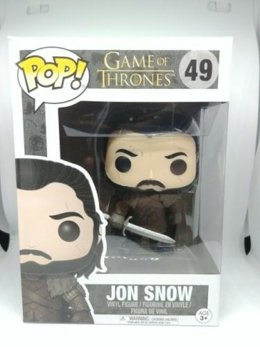 Funko Pop Game of Thrones Jon Snow #49 Vinyl Figure