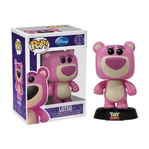 Funko Pop Toy Story  Lotso  #13 Vinyl Figure Lotso (Bobble-Head)