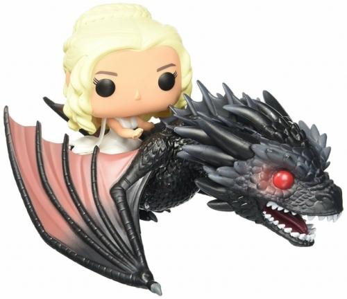 Funko Pop - Game of Thrones Daenerys and Drogon #15 Vinyl Figure