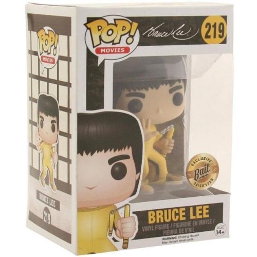 Funko Pop Bruce Lee #219 Game of Death Vinyl Figure