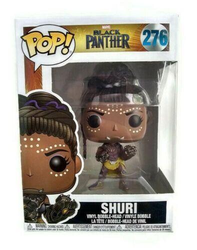 Funko Pop Marvel Shuri #276 Vinyl Figure