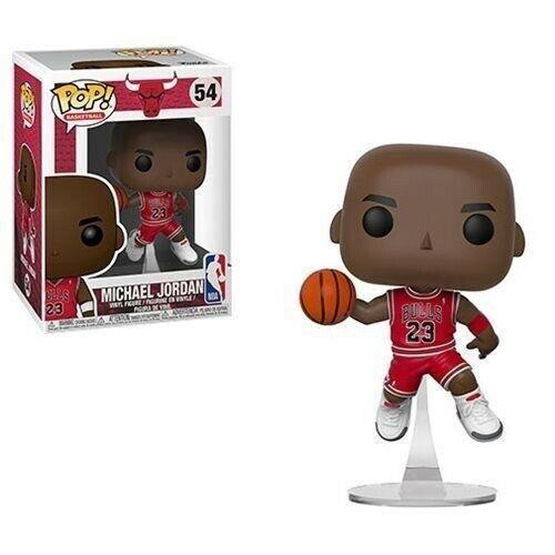 Funko - POP NBA: Bulls - Michael Jordan#54 Vinyl Figure