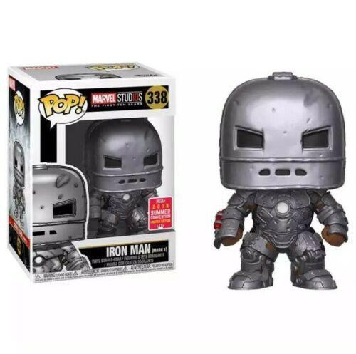 Funko Pop! Marvel - Iron Man (Mark 1) #338