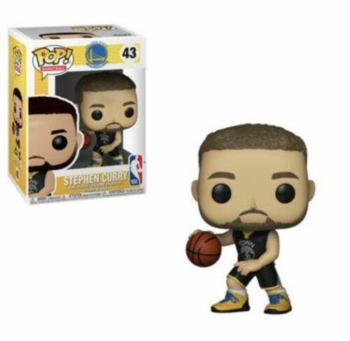 Funko Pop! NBA Golden State Warriors #43 Stephen Curry Fanatics Exclusive