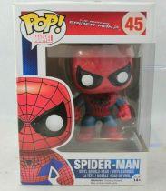 Funko Pop Marvel The Amazing Spider-Man 2 Spider Man #45 Vinyl Figure