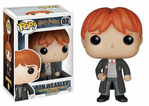 Funko Pop Harry Potter Ron Weasley #02 Vinyl Figure