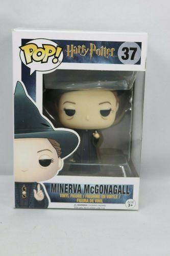 Funko Pop Harry Potter Minerva McGonagall #37 Vinyl Figure