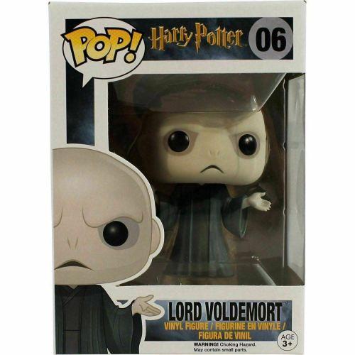 Funko Pop Harry Potter Lord Voldemort #06 Vinyl Figure