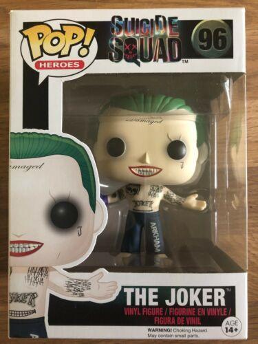 Funko Pop! Suicide Squad - The Joker #96
