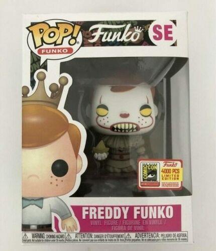 Funko Pop  Freddy Funko #se Limited Vinyl  Figure