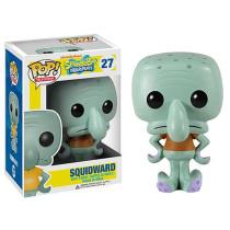 Funko Pop Spongebob Squarepants Squidward #27 Vinyl Figure