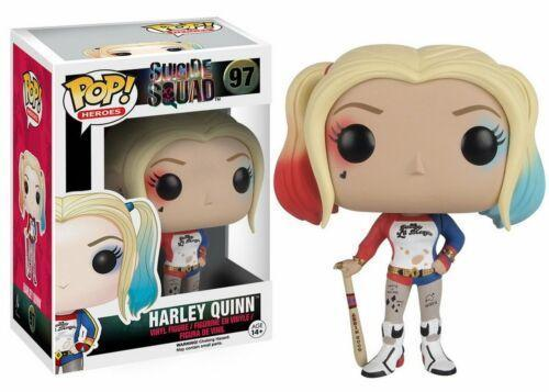 Funko Pop - Suicide Squad: Harley Quinn 97 - NEW IN BOX