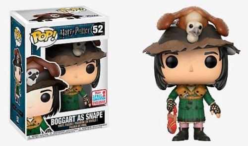 Funko POP Harry Potter Boggart as Snape #52 NYCC Exclusive Vinyl Figure