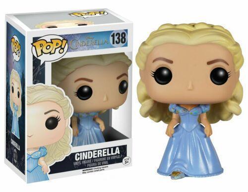 Funko Pop Cinderella #138 Vinyl Figure
