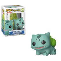 Funko Pop Pokemon Bulbasaur #453 Vinyl Figures Toys