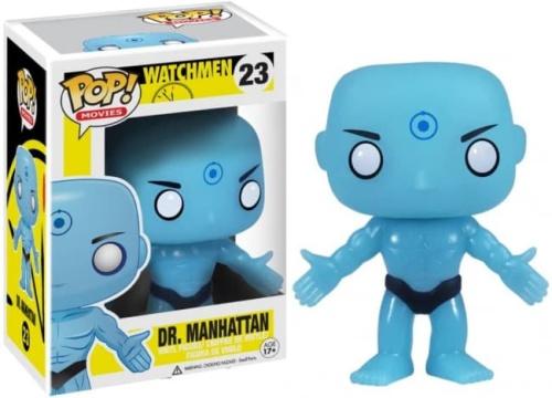 Funko Pop Watchmen Dr. Manhattan #23 Action Figure