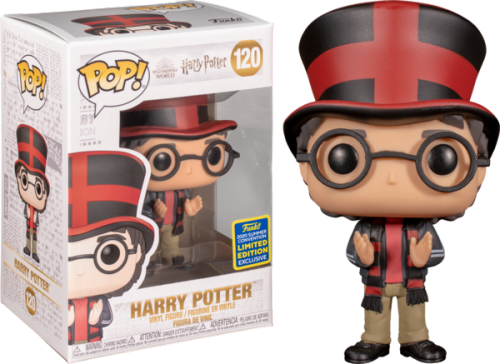 Funko Pop Harry Potter #120 Vinyl Figure SDCC 2020 Exclusive