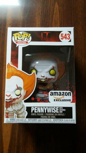 Funko Pop IT with Severed Arm Pennywise #543 Vinyl Figure