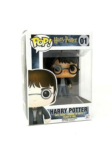 Funko Pop Harry Potter #01 Vinyl Figure