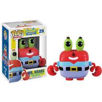 Funko Pop Spongebob Squarepants MR. KRABS #29 Vinyl Figure