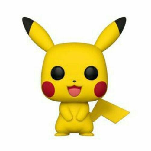 FUNKO POP Pokemon Pikachu #353 Hand Office Model Decoration