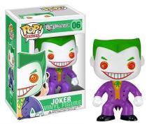 Funko Pop DC Universe Heroes The Joker Mint 06 Vaulted