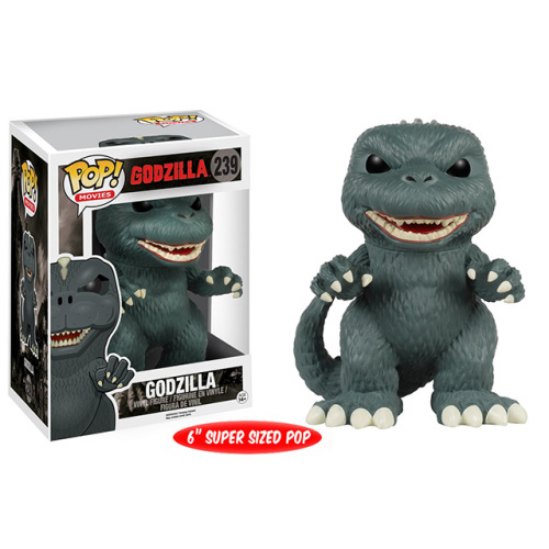 Funko Pop Movies Godzilla #239 Vinyl Figure