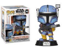 Funko Pop! Star Wars Heavy Infantry Mandalorian #348
