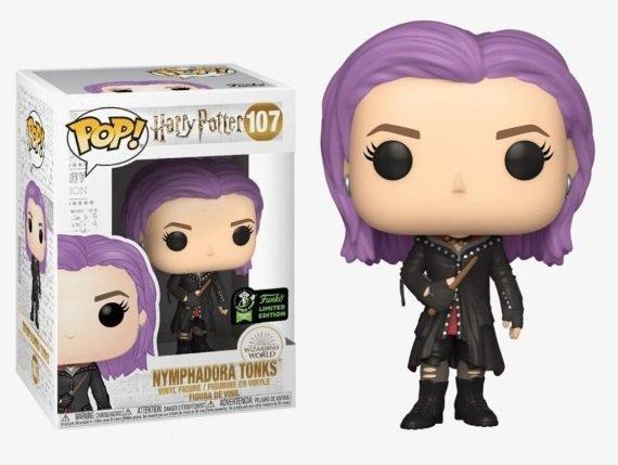 Funko Pop! Harry Potter - Ninfadora Tonks #107