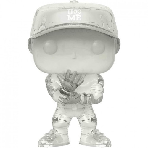 Funko Pop WWE John Cena You Can't See Me (Invisible) #59 Vinyl Figure