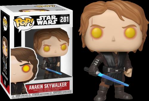 Funko Pop Star Wars - Anakin Skywalker Dark Side #281 Vinyl Figure