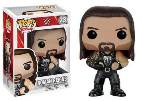 Funko Pop WWE Wrestling Roman Reigns 23 Vinyl Figure