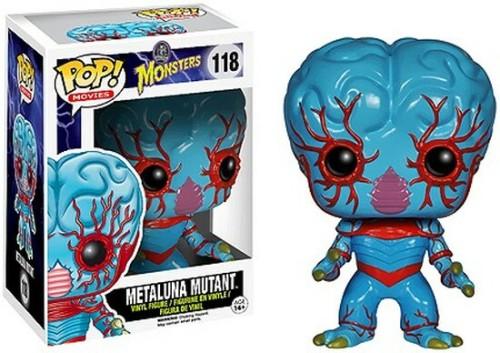 Funko  Pop Metaluna Mutant 118 Universal Monsters Movies Vinyl Figure
