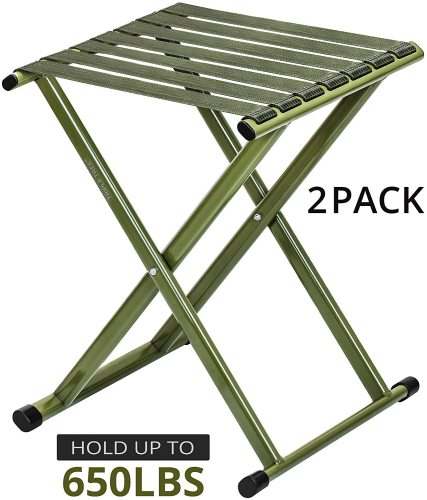 TRIPLE TREE Folding Stool