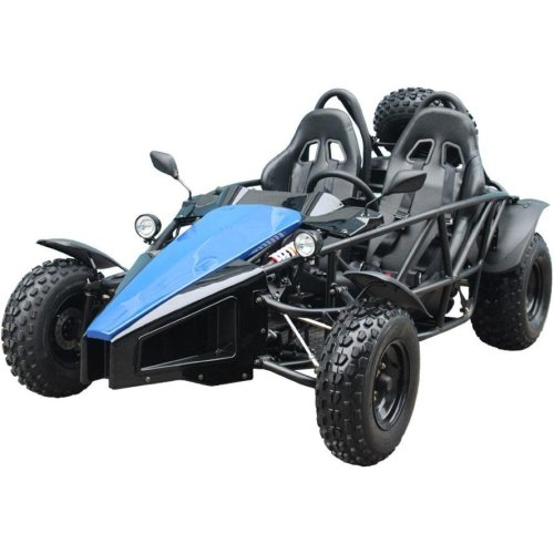 169cc Off Road Big Go Kart for Kids & Adults