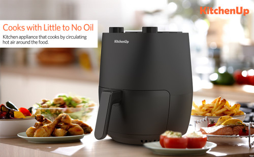 ON SALE! TODAY ONLY $19.99!!An essential air fryer in the kitchen to enhance the happiness of life