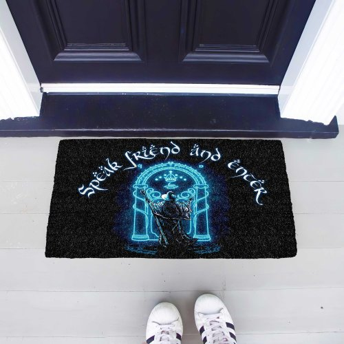 Speak Friend and Enter Doormat