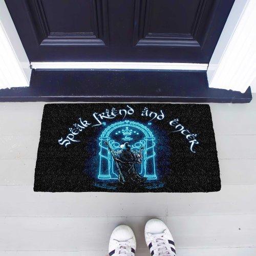 Speak Friend and Enter Doormat