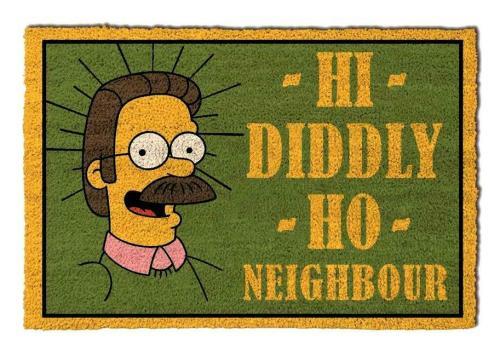 The Simpsons Doormat