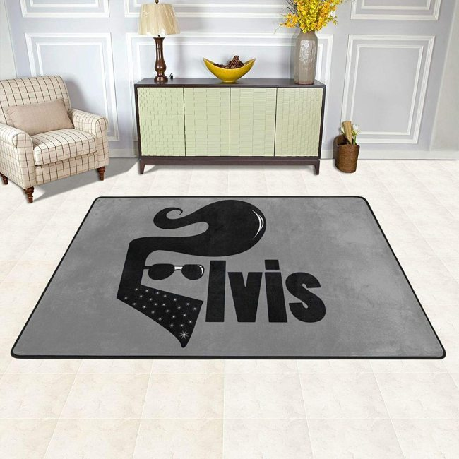 Elvis Doormat