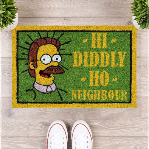 The Simpsons Doormat