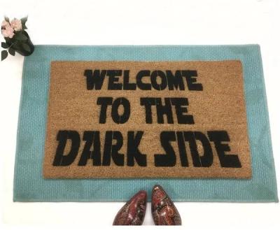Welcome To The Darkside Doormat