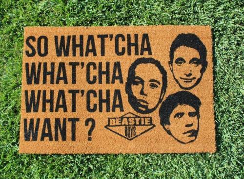 Beastie Boys Doormat