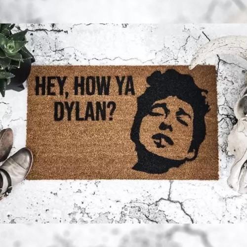 Hey, how ya Dylan? Doormat