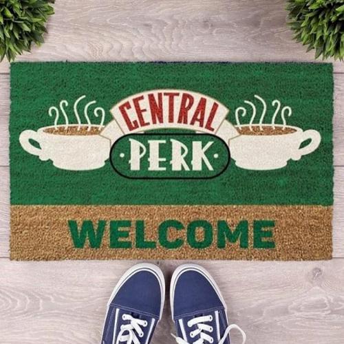 Friends - Central Perk Welcome Doormat