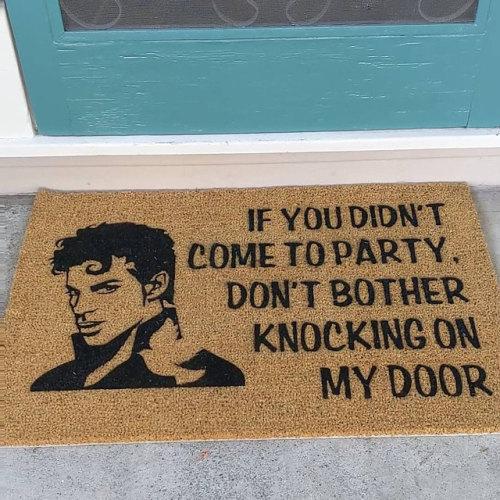 Prince Doormat #1